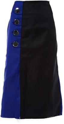Marques Almeida Blue Skirt for Women