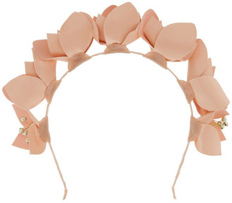 Collection PU Floral Headband
