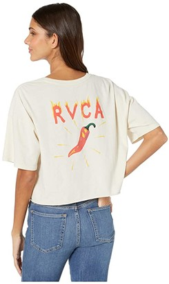 RVCA Pepper Crop (Oatmeal) Women's Clothing