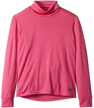 Hot Chillys Kids Peach T-Neck (Little Kids/Big Kids) (Cosmo) Girl's Clothing