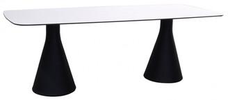 Casual Life Furniture Pot Rectangular Dining Table 210cm
