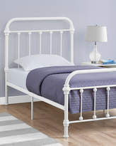Monarch Twin Size Bed Frame