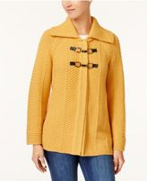 JM Collection Toggle Cardigan, Created for Macy's