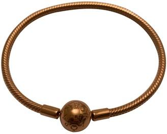 Pandora Gold Pink gold Bracelets