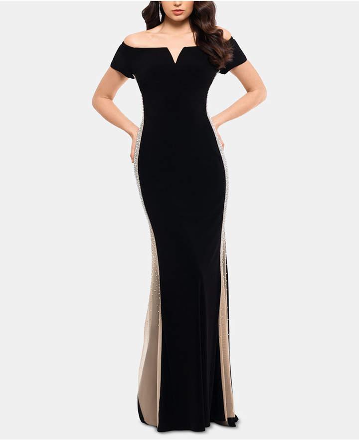 5216501dd230 Xscape Evenings Black Dresses - ShopStyle