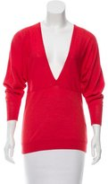 Vanessa Bruno Knit Three-Quarter Sleeve Top