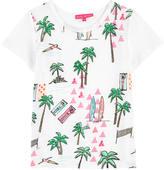 Derhy Kids T-shirt with fancy sequins