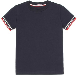 Moncler Enfant Cotton jersey T-shirt