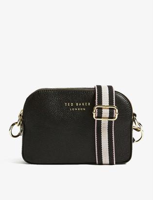 Ted Baker Amerrah grained leather camera bag