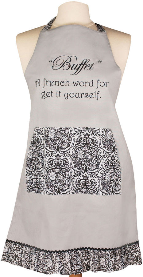 MANUAL WOODWORKERS AND WEAVER Women's Buffet Apron
