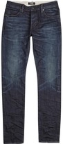 Neuw Iggy Dark Blue Faded Skinny Jeans