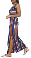 Dorothy Perkins Women's Stripe Maxi Dress