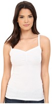 Michael Stars Shine Cami w/ Ruched Front Women's Sleeveless