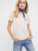 Save Water Tee by CAMP Collection at Free People