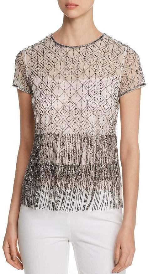 41321f299b316a Elie Tahari Short Sleeve Tops - ShopStyle