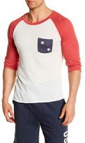 Alternative Eco Jersey Baseball Tee
