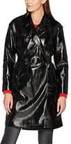 Miss Selfridge Women's Mac Trench Coat