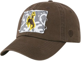 Top of the World Adult Wyoming Cowboys Slove Cap