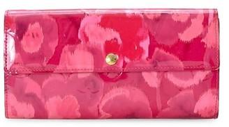 Vintage Louis Vuitton Limited Edition Vernis Ikat Sarah Long Wallet