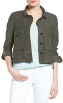 Caslon Swing Jacket (Regular and Petite)