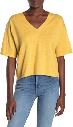 360 Cashmere Ellen V-Neck T-Shirt