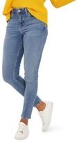 Topshop Women's Jamie High Waist Skinny Jeans