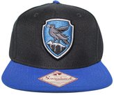 Bioworld Men's Licensed Harry Potter Ravenclaw Crest Snapback Hat O/S