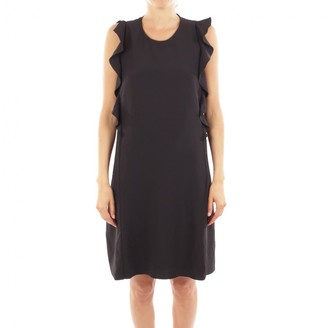 Carven Black Polyester Dresses