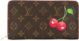Louis Vuitton pre-owned Porte Monnaie zip wallet
