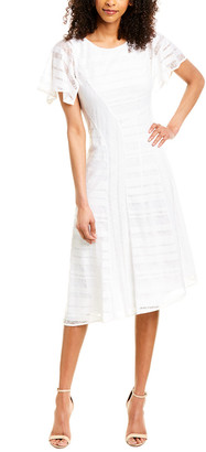 Donna Karan Midi Dress