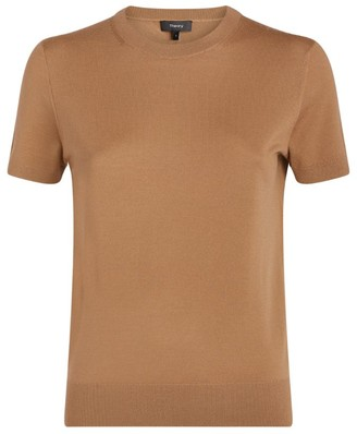Theory Knitted T-Shirt