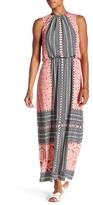 London Times T2943MJC Sleeveless Blouson Jersey Dress