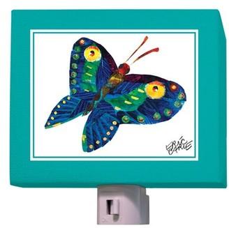 Zoomie Kids Mcintosh Butterfly In Flight Night Light