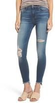Women's Sts Blue Ellie Step Hem Ripped High Waist Skinny Jeans