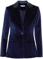 Altuzarra Acacia Cotton-blend Velvet Blazer