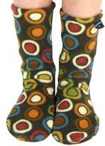 Polar Feet Kids' Non-slip Fleece Socks