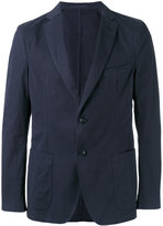 Officine Generale two button blazer - men - Cotton/Polyester - 52