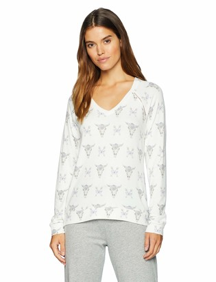 PJ Salvage Women's Lazy Days Long Sleeve