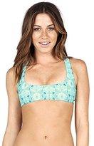 Volcom Women's Day Tripper Crop Bikini Top