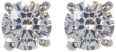 Ariella Collection CZ Stud Earrings