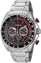 JCPenney DRIVE FROM CITIZEN ECO-DRIVE Citizen Eco-Drive Mens ChronographSport Watch CA4190-54E