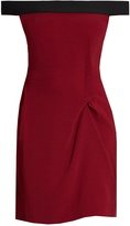 Roland Mouret Barnabas off-the-shoulder dress
