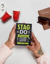 Books Stag Do Planning Guide Book