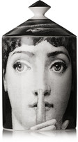 Fornasetti Silenzio Thyme, Lavender And Orris Scented Candle - Colorless