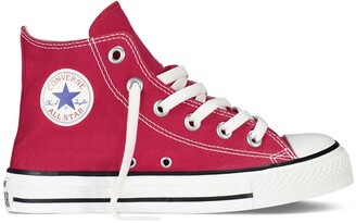 Converse Kids Chuck Taylor All Star Hi Canvas High Top Trainers
