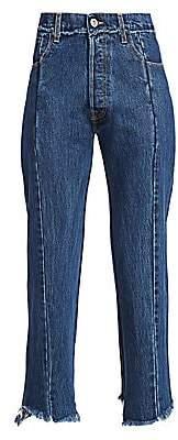 Vetements Women's High-Waist Push-Up Jeans