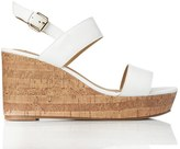 Forever 21 no fuss wedge sandals