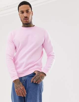 Nike Club Sweatshirt Pink