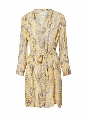 Rich & Royal rich&royal Women's Onlclean L/s Rollneck Dress Knt Skirt