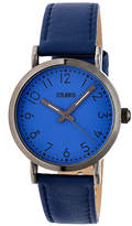 Crayo Pride Unisex Blue Strap Watch-Cracr3805